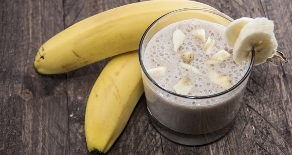 Banana-Ginger-Smoothie-to-Help-Burn-Stomach-Fat