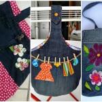 15 idées ingénieuses pour réutiliser vos vieux jeans