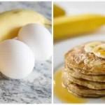 Mangez ce pancake de 2 ingrédients chaque matin pour faire disparaître votre graisse