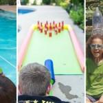 Des jeux d'extérieur à faire avec votre enfant cet été