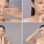 Ce massage japonais vous permettra de paraître 10 ans plus jeune