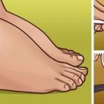 Voici comment faire une tisane de persil pour les pieds et les jambes enflées et douloureuses