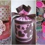 10 idées pour transformer les boites de conserves en de jolies bonbonnières