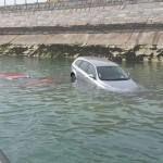 Cette astuce pourra sauver votre vie : comment s'échapper d'une voiture qui coule