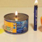 Comment faire 5 Différentes bougies d'urgence
