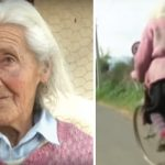 À 90, elle fait  30 km en vélo tous les jours pour vendre vos produits