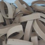 Comment transformer un rouleau de papier toilette vide en un oeuvre d'art