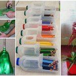 Des idées ingénieuses pour transformer les bouteilles en plastique