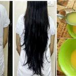 Essayez ce masque capillaire naturel pour des cheveux plus épais et plus brillants