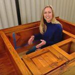 Comment transformer un vieux meuble de télévision en un superbe accessoire pour la cuisine