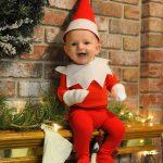 Ce papa transforme son bébé en un adorable elfe