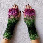 Ces gants dragon sont parfaits pour les jours de froid