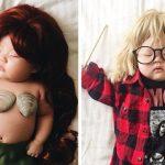 Ce bébé est devenu une star sur les réseaux sociaux!