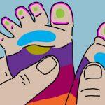 Voici comment calmer instantanément un bébé en pleurs en massant ces 7 parties de ses pieds