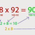 Des astuces mathématiques qu'on ne vous a vous jamais enseigné à l'école. Excellent !