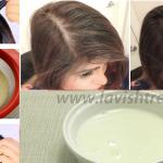 Voici comment faire repousser vos cheveux avec seulement 1 ingrédient