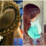 9 idées pour faire une jolie coiffure à votre fille