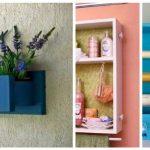 10 idées pour réutiliser vos vieux tiroirs