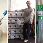 Ne jetez plus les bouteilles en plastiques, voici comment les réutiliser