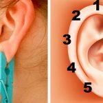 Placez une pince à linge sur votre oreille pendant 5 secondes. L'effet vous surprendra