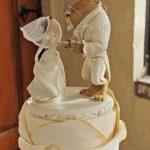 20 gâteaux de mariage pour les amoureux de Disney