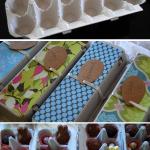 Au lieu de jeter ses cartons d'œufs, elle les utilise d'une manière géniale. Ces idées sont géniales!