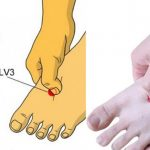 Appuyez ce point de votre pied tous les jours pour des bienfaits inattendus pour votre santé
