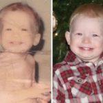 24 photos remarquables d'enfants et de leurs parents au même âge