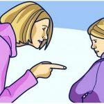 Les mères strictes ont plus tendance à avoir des enfants qui réussissent