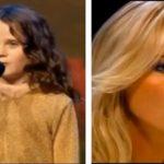 Cette candidate de 9 ans chante de l'opéra, elle paralyse les jurés avec sa voix incroyable!