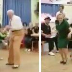 Ces grands-parents épatent tout le monde avec leur incroyable danse!