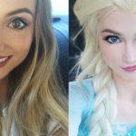 15 photos d'une fille qui fait tout pour se ressembler aux princesses de Disney et le résultat sont incroyables!