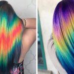 Les cheveux holographiques : la nouvelle tendance de cheveux