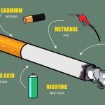 Voici ce que vous inhalez à chaque fois que vous fumez une cigarette