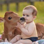 Ces adorables photos montrent que la vie à la ferme est la meilleure