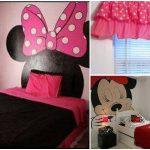 15 idées pour décorer une chambre sous le thème Minnie