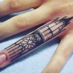 10 tatouages d'architecture à couper le souffle