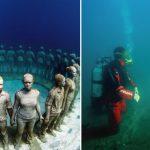 15 photos mystérieuses des fonds marins. Voici leurs secrets