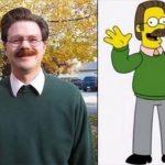 16 personnes qui ressemblent étrangement aux personnages des Simpsons
