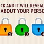 Test: Choisissez un verrou et découvrez ce ça révèle de votre personnalité