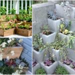 Des planteurs de coins parfaits pour les petits jardins