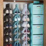 25 idées pratiques pour organiser vos chaussures