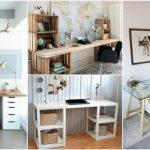 Des idées géniales pour aménager un bureau à la maison