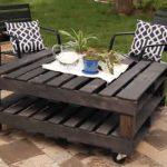 14 meubles à faire avec des palettes que vous allez adorer