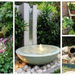 11 idées de fontaines de jardin que vous allez adorer
