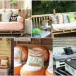 Des idées de salon jardin créatifs et économiques pour profiter de l'été