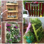 10 façons d'utiliser les palettes en bois dans votre jardin