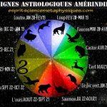 Voici les signes du zodiaque Amérindien, et leur signification profonde