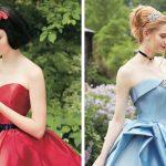 Disney a collaboré avec une société japonaise pour faire des robes de mariage et elles sont juste magnifiques