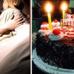 Mari découvre que sa femme le trompait, il la surprend pour son anniversaire avec un cadeau qu'elle n'oubliera jamais